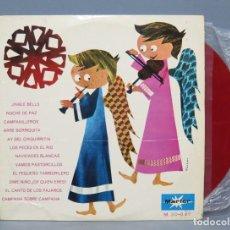Discos de vinilo: LP. LA ETERNA NAVIDAD. CORO INFANTIL LA TREPA . Lote 151853942
