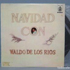 Discos de vinilo: LP. NAVIDAD CON WALDO DE LOS RIOS. Lote 151854134