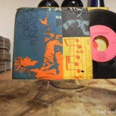 Discos de vinilo: BETTY MISSIEGO - CANCIONES (FUNDADOR, 1972) . Lote 151858406