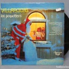 Discos de vinilo: LP. VILLANCICOS. LOS PEQUEÑINES. Lote 151860262