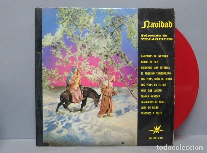 LP. NAVIDAD. SELECCION DE VILLANCICOS (Música - Discos - LPs Vinilo - Música Infantil)