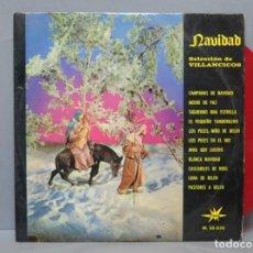 Discos de vinilo: LP. NAVIDAD. SELECCION DE VILLANCICOS. Lote 151861786