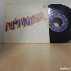 Discos de vinilo: ALMANZORA 1979 MUÑECA DE OJOS OSCUROS / TE AYUDARE - SINGLE COLUMBIA (VER FOTO VER ESTADO FUNDA ) . Lote 151869642