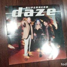 Discos de vinilo: DAZE-SUPERHERO.MAXI. Lote 151879050