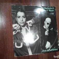 Discos de vinilo: DIANA BROWN. & BARRIE K.SHARPE.MAXI. Lote 151879550