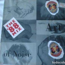 Discos de vinilo: THE ART OF NOISE DRAGNET (THE '88 MIX). Lote 151881310