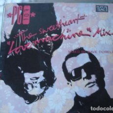 Discos de vinilo: PG 107 THE SWEETHEART LOVEMACHINE MIX. Lote 151881938