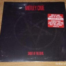 Discos de vinilo: MOTLEY CRUE LP SHOUT...LTD.180G 2000 NEW&SEALED KISS-GUNS'N'ROSES-IRON MAIDEN-WASP-PRETTY BOY FLOYD. Lote 151888638