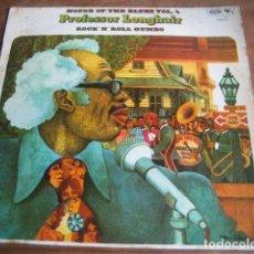 Discos de vinilo: PROFESSOR LONGHAIR - ROCK'N'ROLL GUMBO HOUSE OF THE BLUES 4 *********** PRIMERA EDICIÓN BARCLAY 1975. Lote 151893462