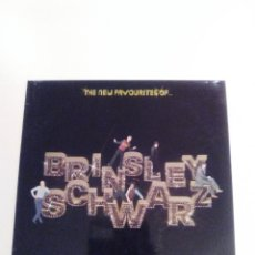 Discos de vinilo: BRINSLEY SCHWARZ THE NEW FAVOURITES OF ( 1974 UNITED ARTISTS UK ) DAVE EDMUNDS NICK LOWE PUB ROCK. Lote 151905594