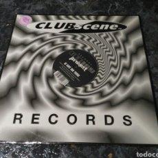 Discos de vinilo: DEEJAY PROJECT - U GOT DA TIME. Lote 151907192