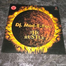 Discos de vinilo: DJ MAD-E-FACT - THE HUSTLE. Lote 151910558