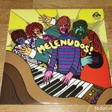 Discos de vinilo: VARIOUS LP MELENUDOS,GORILLA RECORDS SPAIN PRESS 2008/GARAGE ROCK,BEAT,FREAKBEAT * RAREZA*. Lote 151912266