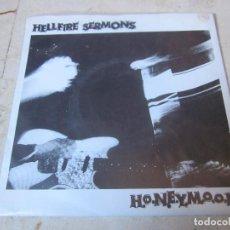 Discos de vinilo: HELLFIRE SERMONS - H.O.N.E.Y.M.O.O.N. - ESURIENT COMMUNICATIONS. Lote 151915066
