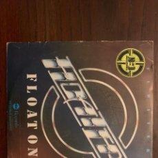 Discos de vinilo: THE FLOATERS ?– FLOAT ON SELLO: ABC RECORDS ?– 02.1276/2 FORMATO: VINYL, 7 PAÍS: SPAIN FECHA: 1977. Lote 151928774