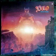Discos de vinilo: DIO – THE LAST IN LINE LP, EDICIÓN HOLANDESA CON ENCARTE 1984 - BLACK SABBATH, RAINBOW. Lote 151963722