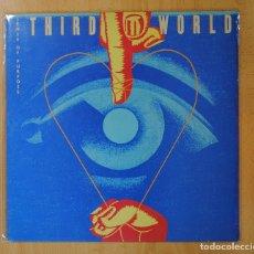Discos de vinilo: THIRD WORLD - SENSE OF PURPOSE - LP. Lote 151976156