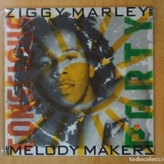 Discos de vinilo: ZIGGY MARLEY AND THE MELODY MAKERS - CONSCIOUS PARTY - LP. Lote 151976473