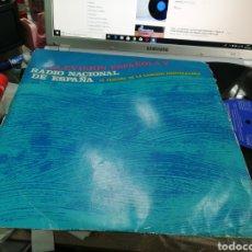 Discos de vinil: VI FESTIVAL DE LA CANCIÓN MEDITERRÁNEA LP PROMOCIONAL 1964 ESCUCHADO. Lote 151976506