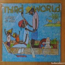 Discos de vinilo: THIRD WORLD - JOURNEY TO ADDIS - LP. Lote 151976617