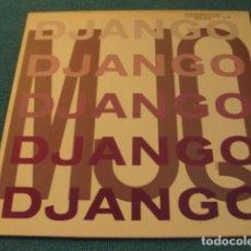 Discos de vinilo: LOTE LP THE MODERN JAZZ QUARTET DJANGO SELLO PRESTIGE 1989. Lote 151980470