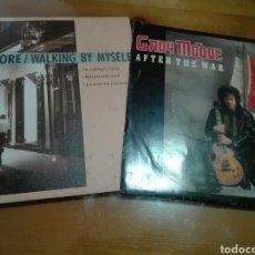 Vinyl records - Lote 2 singles vinilo GARY MOORE - 151982220