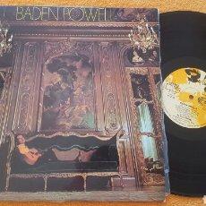 Discos de vinilo: BADEN POWELL - LP 1972. Lote 152001333