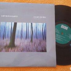 Discos de vinilo: GARY BURTON QUINTET DREAMS SO REAL LP 1980. Lote 152002318