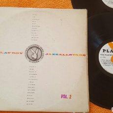 Discos de vinilo: THE PLAYBOY JAZZ ALL STARS VOL.2 DOBLE LP GATEFOLD US 1958. Lote 152003353