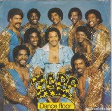 Discos de vinilo: ZAPP,DANCE FLOOR DEL 82. Lote 152014082