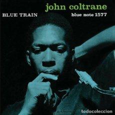 Discos de vinilo: LP JOHN COLTRANE – BLUE TRAIN. Lote 152021058