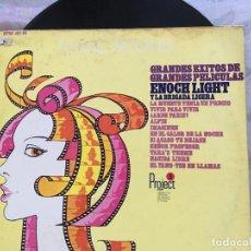 Discos de vinilo: LP ENOCH LIGHT Y LA BRIGADA LIGERA-GRANDES EXITOS DE GRANDES PELICULAS. Lote 152027926