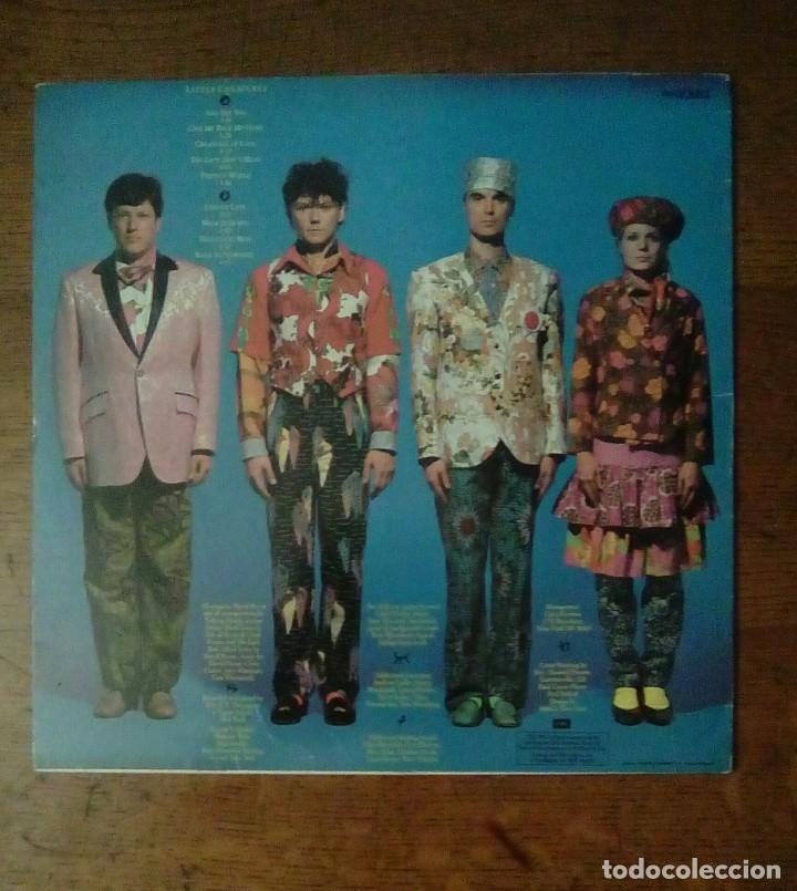 Discos de vinilo: Talking Heads - Little Creatures, Emi, 1985. Spain. - Foto 2 - 152028006