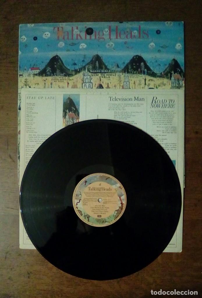 Discos de vinilo: Talking Heads - Little Creatures, Emi, 1985. Spain. - Foto 3 - 152028006