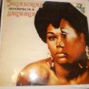 Discos de vinilo: LP AMAZONAS INTERPRETA A SANTANA. GAVIOTA HISPAVOX 1973 SPAIN (PROBADO Y BIEN, MUY BUEN ESTADO). Lote 152032026