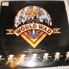 Discos de vinilo: LP DOBLE ALL THIS AND WORLD WAR II. VERSIONES THE BEATLES) WB 1976 SPAIN INSERTOS (PROBADOS Y BIEN). Lote 152046310