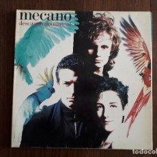 Discos de vinilo: DISCO VINILO LP MECANO, DESCANSO DOMINICAL. ARIOLA 5F 209192 AÑO 1988. Lote 152046690
