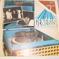 Discos de vinilo: LP GENESIS, FROM GENESIS TO REVELATION. DECCA 1977 SPAIN (DISCO PROBADO Y BIEN). Lote 152050774