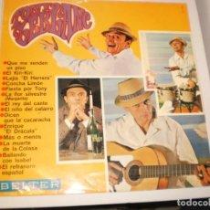 Discos de vinilo: LP TONY LEBLANC. QUE ME VENDEN UN PISO. BELTER 1968 SPAIN (DISCO PROBADO Y BIEN). Lote 152058914