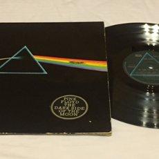 Discos de vinilo: PINK FLOYD - THE DARK SIDE OF THE MOON, LP GATEFOLD, 1973, ESPAÑA, PRIMERA EDICIÓN. Lote 152064533