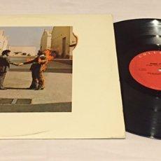 Discos de vinilo: PINK FLOYD - WISH YOU WERE HERE LP, REEDICIÓN, USA, COLUMBIA JC 33453. Lote 152065392