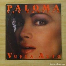 Discos de vinilo: PALOMA SAN BASILIO - VUELA ALTO - GATEFOLD - LP. Lote 152115305