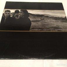 Discos de vinilo: U2 -THE JOSHUA TREE- (1987) LP DISCO VINILO. Lote 152144822