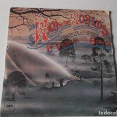 Discos de vinilo: LA GUERRA DE LOS MUNDOS JEFF WAYNE CBS 1978 ED ESPAÑOLA. Lote 152147418