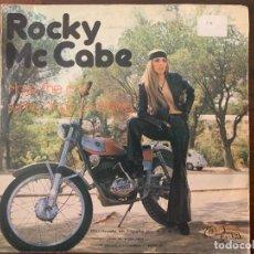 Discos de vinilo: ROCKY MCCABE* ?– I LOVE THE ROCK / SUNNY DAYS A COMING SELLO: GMA (3) ?– G-1.032 FORMATO: VINYL, 7 . Lote 152176202