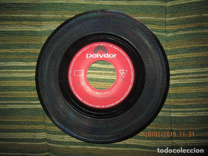 Discos de vinilo: NICO - WELLO WELLO WAP SINGLE ORIGINAL ESPAÑOL - POLYDOR RECORDS 1969 - MONOAURAL - DIFICIL Y RARO - Foto 3 - 152176214