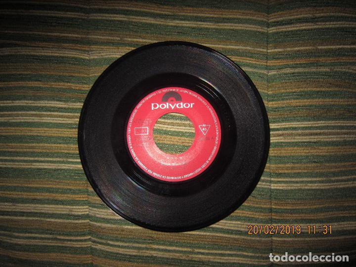 Discos de vinilo: NICO - WELLO WELLO WAP SINGLE ORIGINAL ESPAÑOL - POLYDOR RECORDS 1969 - MONOAURAL - DIFICIL Y RARO - Foto 5 - 152176214