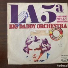 Discos de vinilo: BIG DADDY ORCHESTRA ?– LA 5ª SELLO: MOVIEPLAY ?– SN - 90116 FORMATO: VINYL, 7 , 45 RPM, SINGLE . Lote 152177870