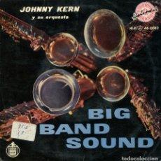 Discos de vinilo: JOHNNY KERN / EL MUNDO FUERA / LA MARCHA DE LOS NIÑOS + 2 (EP 1959). Lote 152178174