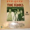 Discos de vinilo: LP THE KINKS. LOLA. IMPACTO 1978 SPAIN (DISCO PROBADO Y BIEN, SEMINUEVO, MUY BUEN ESTADO). Lote 152180366